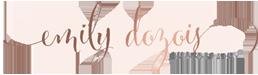 Emily Dozois Photography Logo
